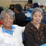 Man and woman at Sabathani Community Center
